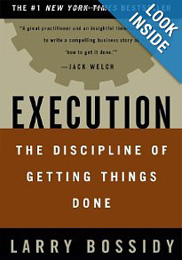 Execution-The Discipline of Getting Things Done